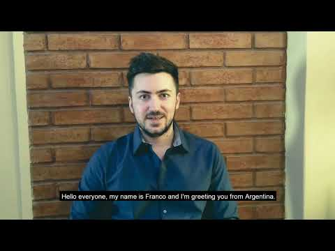 Meet Franco Nobile - HR Manager in Argentina