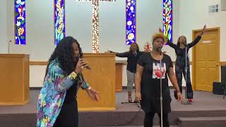 From Disappointment to Depression, to DELIVERANCE! Worship 5/16/21