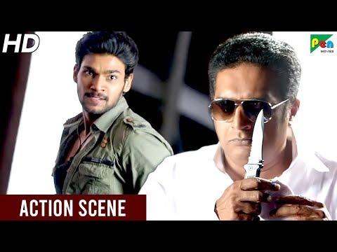 Bellamkonda Saves Prakash Raj Life | Mahaabali (Alludu Seenu) New Hindi Dubbed Movie