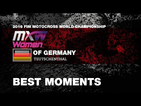 WMX Race 1 Best Moments Round of Germany  2016