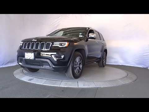 2018 Jeep Grand Cherokee Costa Mesa, Huntington Beach, Irvine, San Clemente, Anaheim, CA RJ12596