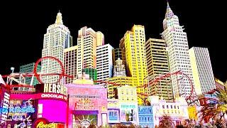 New York New York Las Vegas  |  Coolest Luxury Hotels