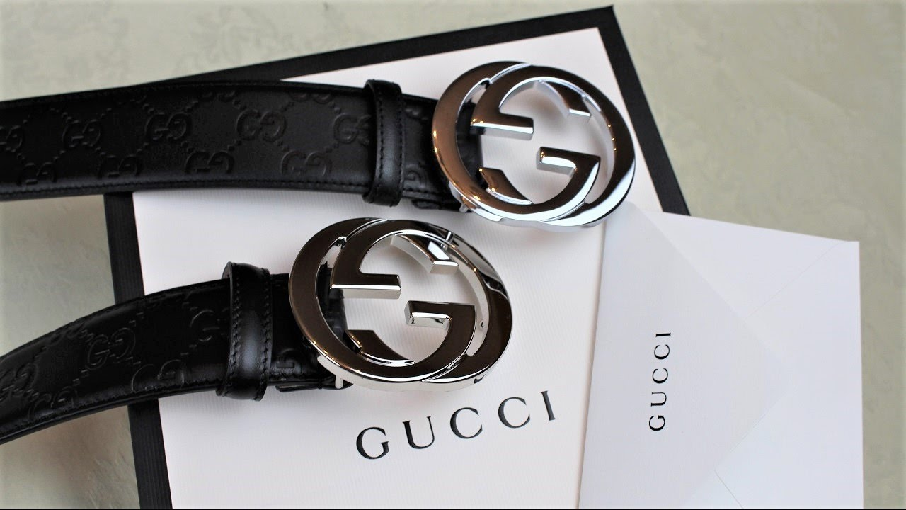 TIPS ON SPOTTING A FAKE GUCCI BELT  Authentic vs Replica