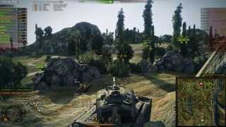Бой на танке Т 34  World of Tanks