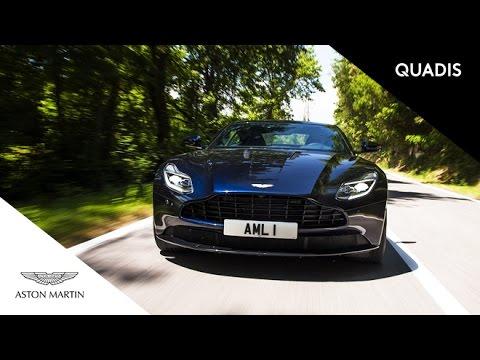 Aston Martin DB11 | Prueba / Test / video en español | quadis.es