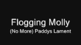 Flogging Molly - (No More) Paddys Lament