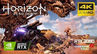 Horizon Zero Dawn Complete Edition [PC] : ROCKBREAKER - Ultimate Quality 4K 60fps [ RTX 3080 ] V1.10