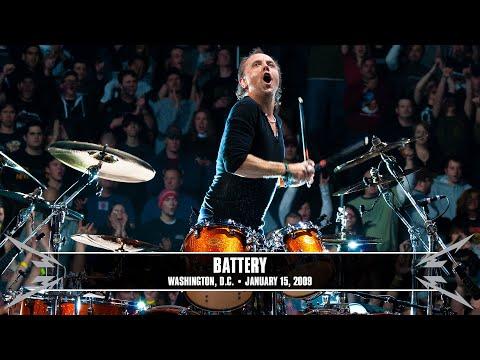 Metallica: Battery (MetOnTour - Washington, DC - 2009) Thumbnail image