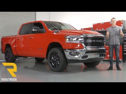 """How to Install Superlift 2"""" Leveling Kit on a 2019 Dodge Ram 1500"""