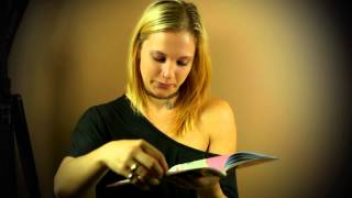 ASMR Book Reading - Soft Spoken - Page Turning