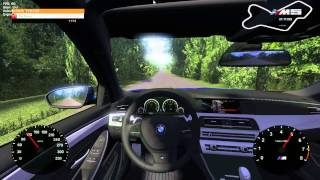 Racer - Free Car Simulator - BMW F10 M5 (link to download)