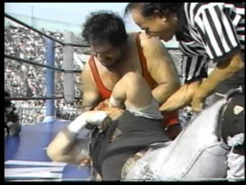 KOTDM 1995 Singh V Gannosuke #1