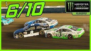 MY BEST SAVE IN HEAT 2 - NASCAR Heat 2 Career Mode  Playoff Race 6/10 