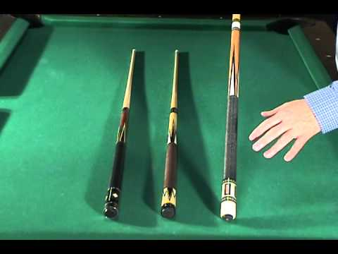 players and helmstetter pool cues for sale