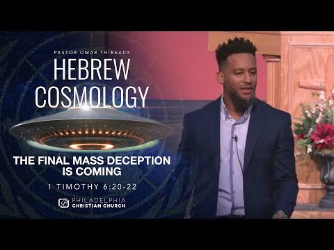 Hebrew Cosmology  - The Final Mass Deception Is Coming!!! Don't Be Deceived!!!
