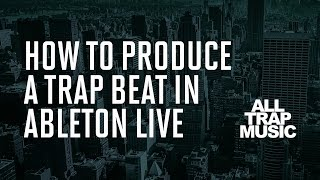 how to produce a trap beat tutorial