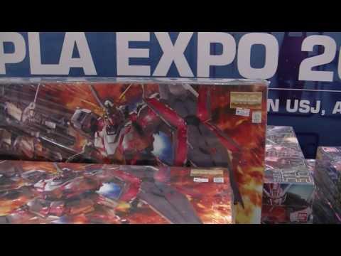 Malaysia Gunpla Expo 2016, FULL VIDEO