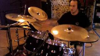 "Klone, Florent Marcadet, ""The Spell is Cast"", recording session 2009"