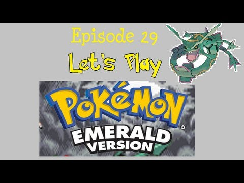 Pokemon Emerald Episode 29 - Sea Route Extras