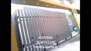Train Gate/Curve gate/Automatic gate Trivandrum,Kerala 9633761324