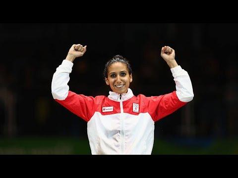 اليوم العالمي للمرأة.. بطلات نجحن في كتابة تاريخ العرب في الأولمبياد