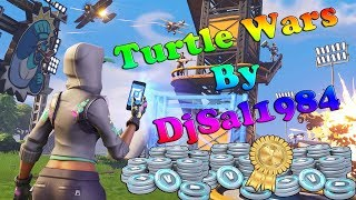 "🔴 LIVE FORTNITE - ""EVENTO TURTLE WARS - CHI FARA' PIU' KILL? - PREMIO IN V-BUCKS"" PAR DJSAL1984"