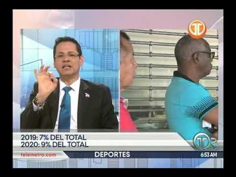 Telemetro Rolando de León Gerente General Banco Nacional sobre Pago del CEPADEM