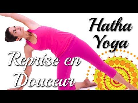 Hatha Yoga - Reprise en Douceur avec Ariane