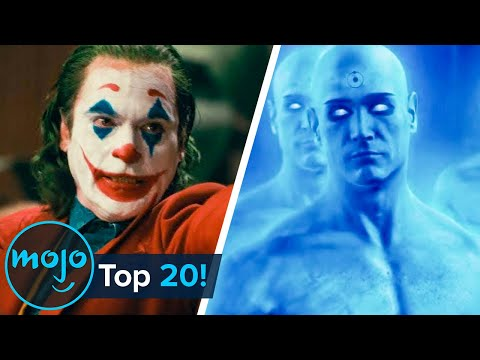 Top 20 Most Rewatched Scenes In DC Movies