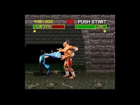 Trucos y Glitches Mortal Kombat 1 SNES