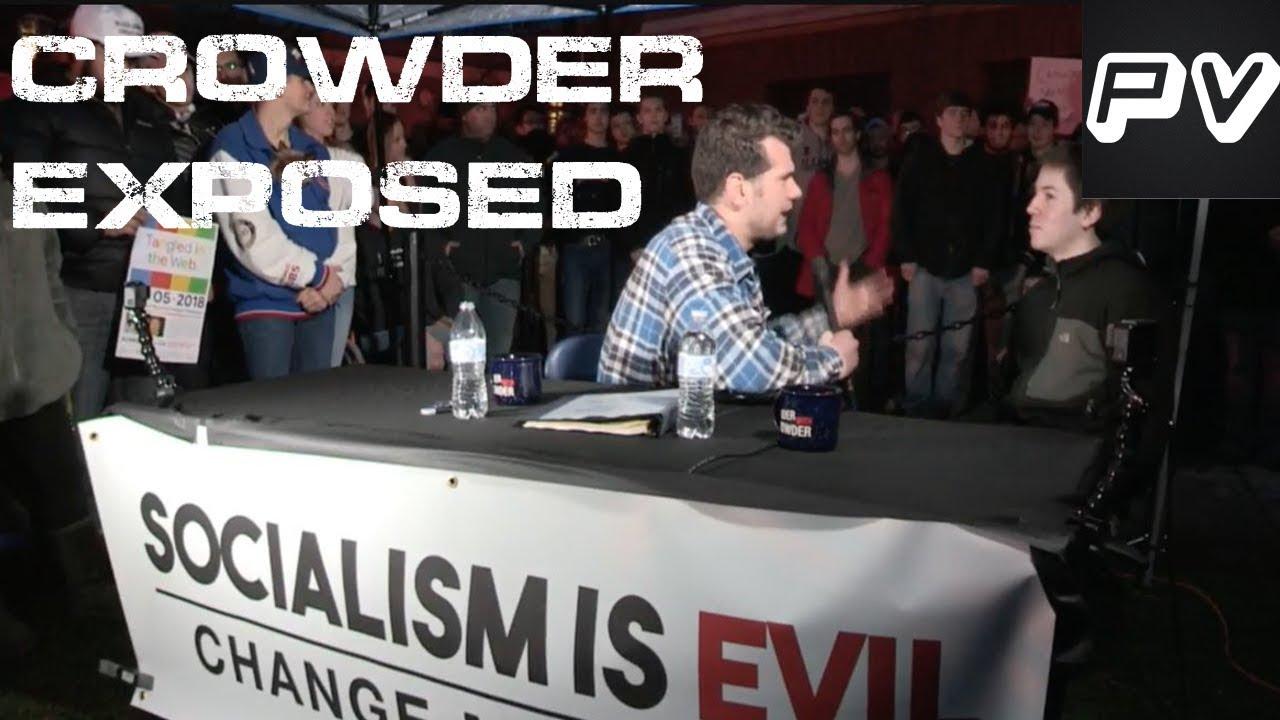 Steven Crowder's LIES In Debate With Yousef DEBUNKED