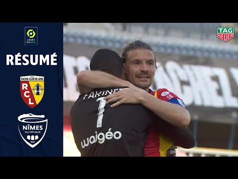 Lens Nimes Goals And Highlights