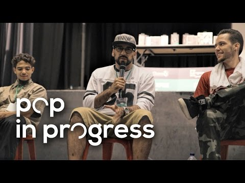 The Cypher Culture - Pop In Progress Popping Conference 2016 | RPProductions