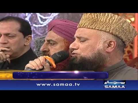 17th Iftar - Iftar samaa ke saath,Alvida Amjad Sabri -23 June 2016