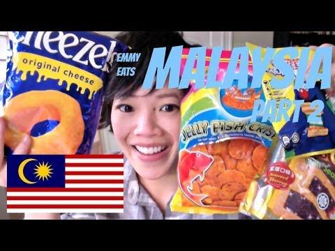 Emmy Eats Malaysia: part 2 - tasting more Malaysian treats
