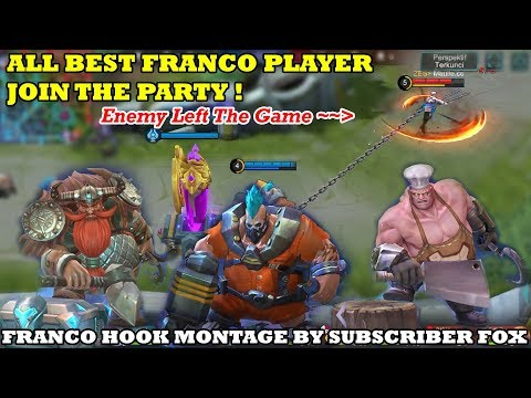 BEST OF FRANCO HOOK MONTAGE BY SUBSCRIBER