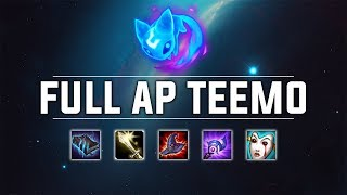 Full AP Summon Aery Teemo! What is this DAMAGE?! - Ranked Solo Preseason 9