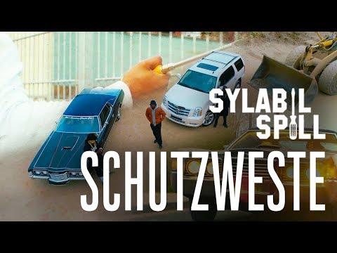 SYLABIL SPILL  - Schutzweste ► Prod. von Choukri (Official Video)