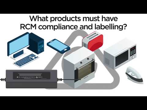 How To Get The Regulatory Compliance Mark RCM For Australia - EMC Bayswater Pty Ltd