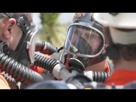 Inaugural NZ Mines Rescue Competition | Waihi, 29 November 2014