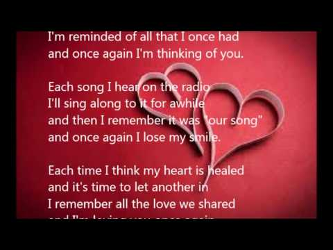 Once again - Love Poems - YouTube