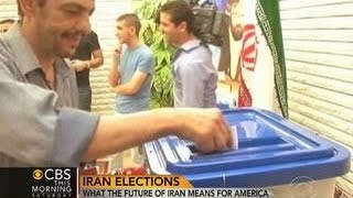 Iran election: Early count puts reformist-backed candidate in the lead
