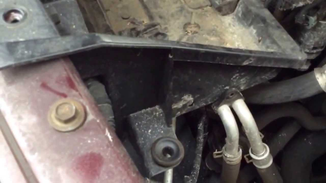 2004 Dodge Durango 5 7 Hemi Engine Removal Part 3
