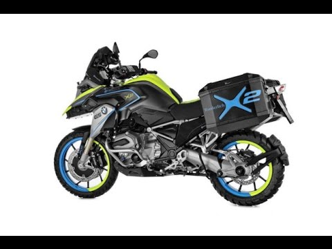 2016 new bmw r1200gs lc wunderlich x2 electric 2wd youtube. Black Bedroom Furniture Sets. Home Design Ideas
