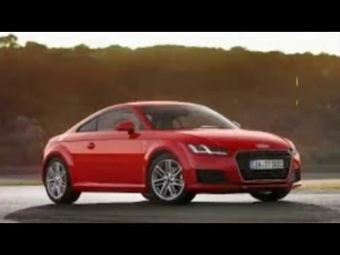 2017 Audi TT-RS Car Classification