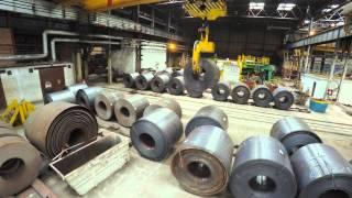 Производство профильных труб(, 2015-09-07T08:40:11.000Z)