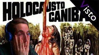Viendo HOLOCAUSTO CANIBAL | Reacción MP3
