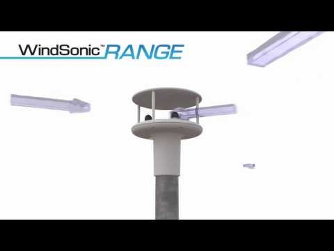 WindSonic Ultrasonic Anemometers