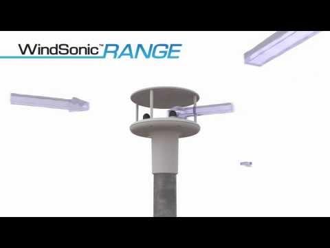 WindSonic Ultrasonic Anemometers
