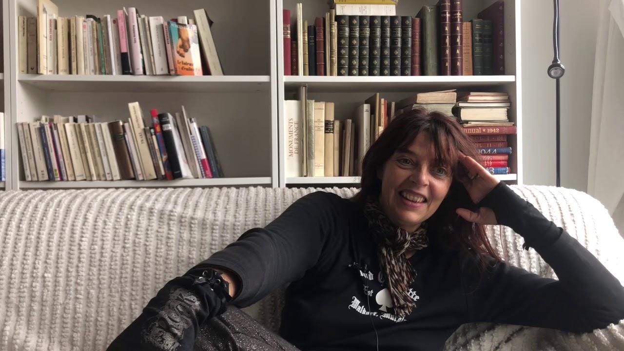 Interview sur le pouce: Véronique Bergen - YouTube